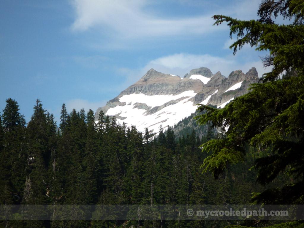 Keyes Peak