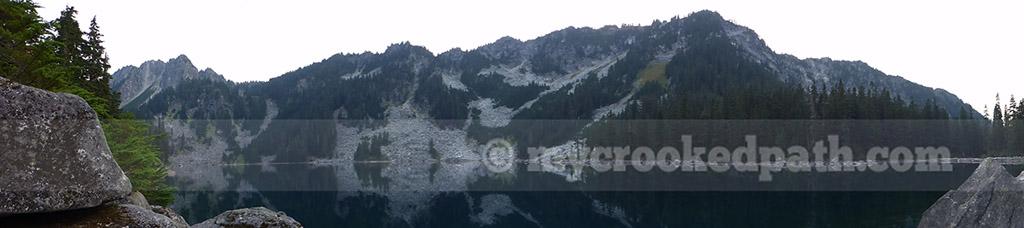 Glacier Lake Pano